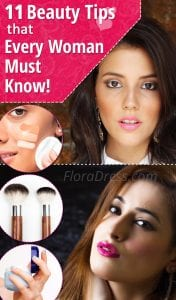 Beauty Tips That Every Woman MUST Know!