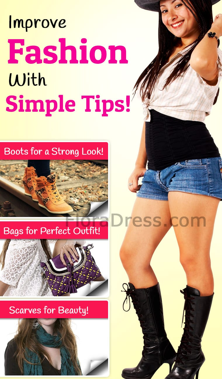 Escalate Your Fashion with Simple Tips