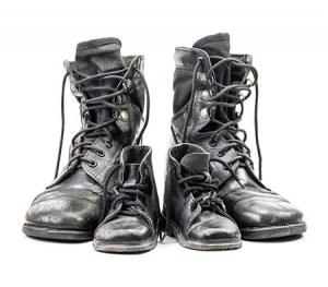 Keep a Pair of Combat Boots in Your Wardrobe