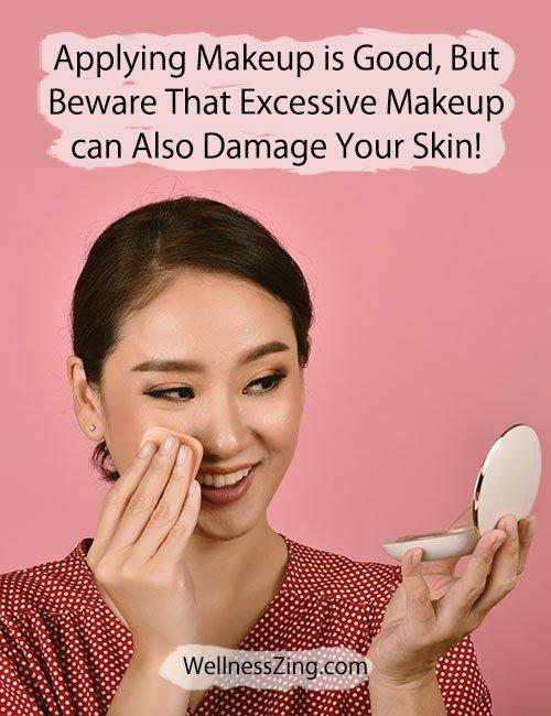 Never Wear Extra Makeup