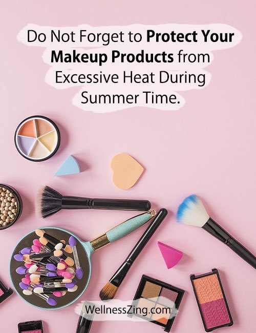 Protect Your Makeup Kit from Heat During Summer