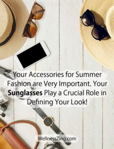 Summer Fashion Accessories Are Important