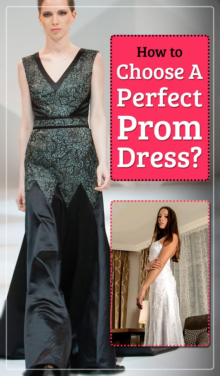 Tips on How to Choose a Perfect Prom Dress