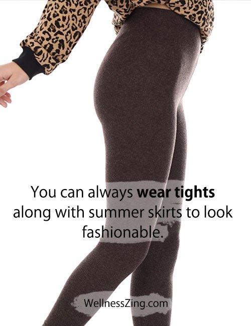 Wear Tight in Winter