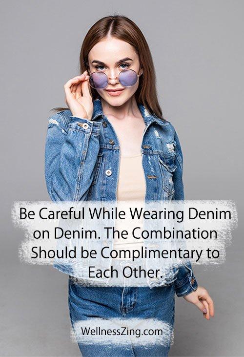 Wearing Denim on Denim