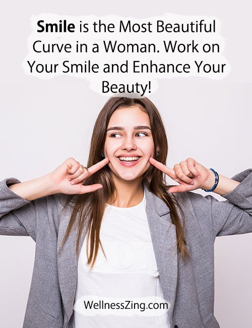 Work On Your Smile to Look More Beautiful