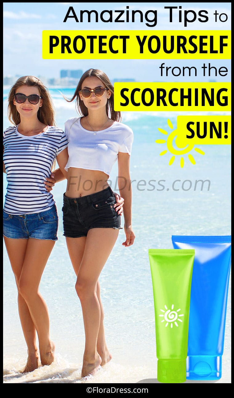 Summer Care : Amazing Tips to Protect Yourself From The Scorching Sun