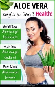 Aloe Vera Benefits for Overall Health!