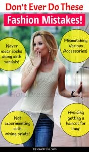 Top Fashion Disasters and How to Avoid Them?