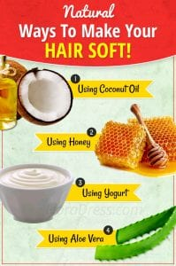 Top Natural Ways to Make Your Hair Soft