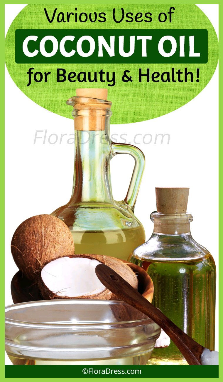 Various Uses of Coconut Oil for Beauty and Health
