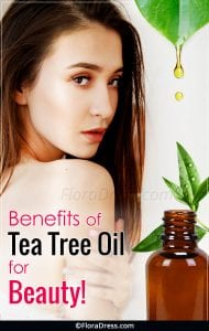 Benefits of Tea Tree Oil for Beauty