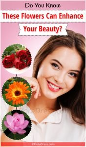 How to Use Different Flowers for Beauty Care?