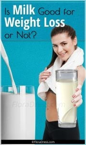 Is Milk Good for Weight Loss or Not?