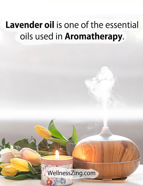 Lavender Oil is an Essential Oil in Aromatherapy