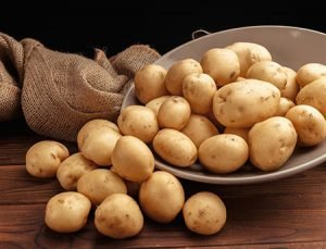 Potatoes for Skin Care