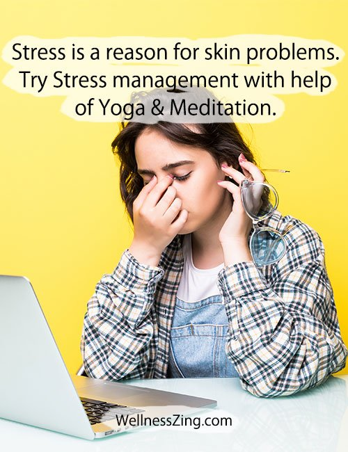 Stress Management with Yoga and Meditation