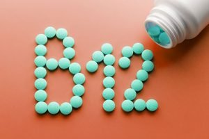Vitamin B12 is important for healthy skin