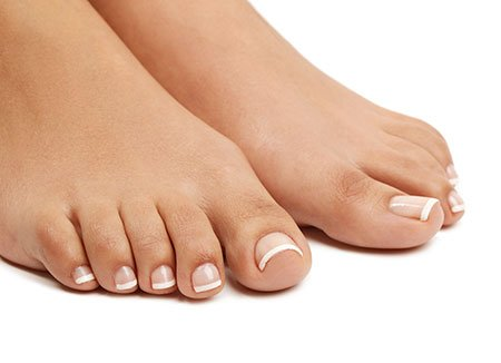 Take Care of Your Toe Nails