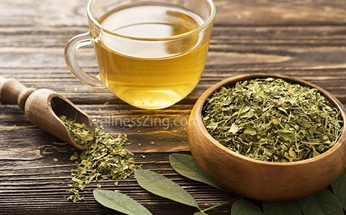 Green Tea Helps Remove Toxins from the Body