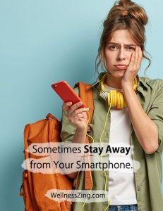 Stay Away from Your Smartphone