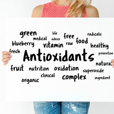 Natural Sources of Anti-Oxidants