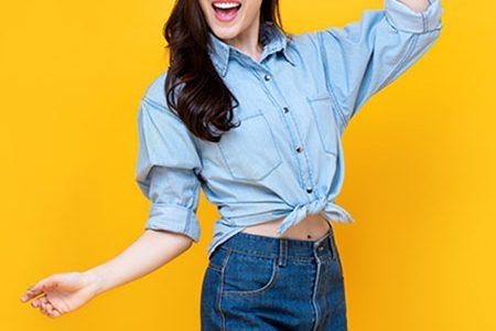 Beautiful Denim Shorts You Can Make at Home