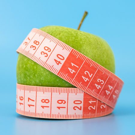 Eating Apple for Weight Loss