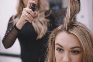 Hair Spray for Hair Care