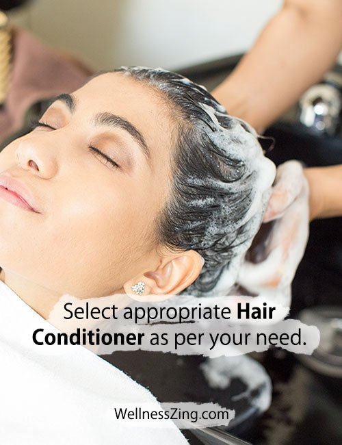 Select Hair Conditioner as per Your Hair