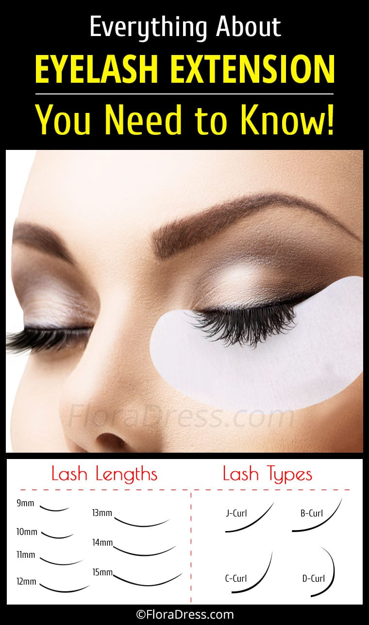 Everything About Eyelash Extension