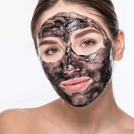 DIY Charcoal Face Mask for Glowing Skin