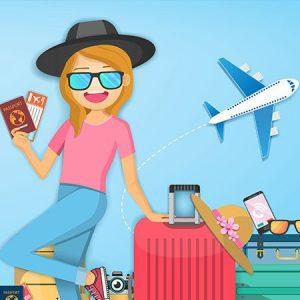 Tips for Shopping on Flight
