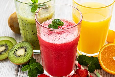 Drink Juices for Weight Loss