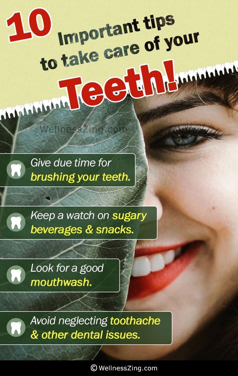 Dental Care Tips for Oral Health