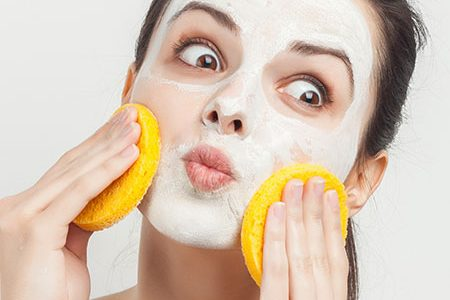 Home Made Hydrating Face Mask