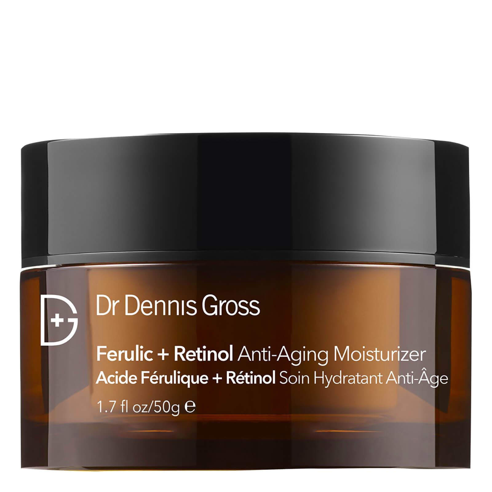 Dr Dennis Gross Skincare Ferulic + Retinol Anti-Aging Moisturizer   Free US Shipping   lookfantastic