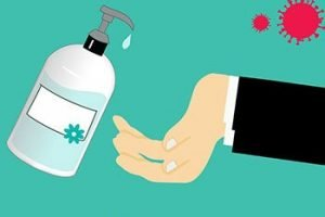 Home Made Hand Sanitizer