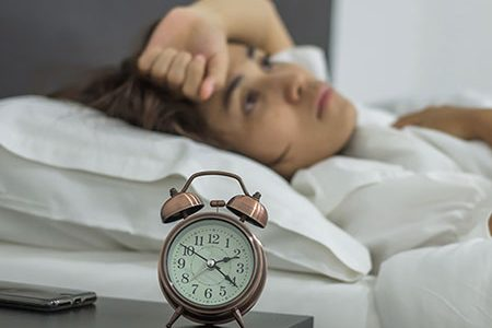 Insomnia or Sleeplessness Causes and Treatment