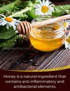 Using Honey to treat Eczema
