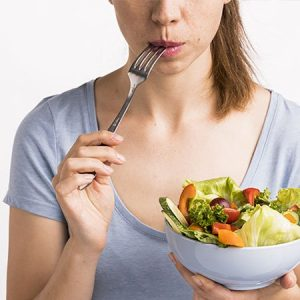 Meal Plan for Weight Loss of Middle Aged Women