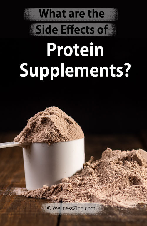 Side Effects of Protein Supplements