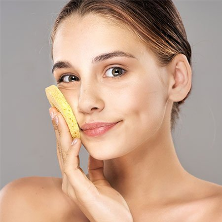 Skin Exfoliation using Natural Ingredients
