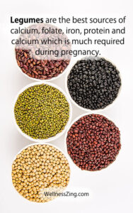 Benefits of Legumes During Pregnancy