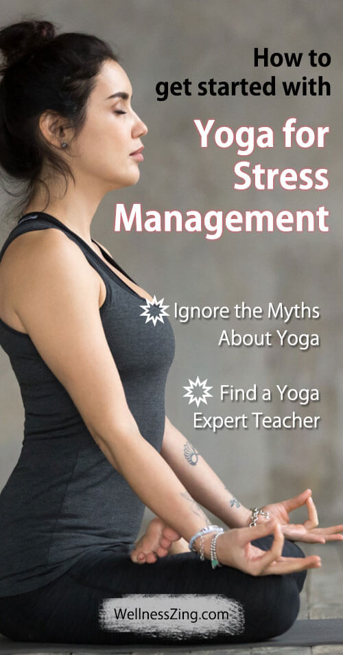 How to Do Yoga for Stress Management