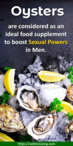 Oyster Health Benefits for Sexual Health