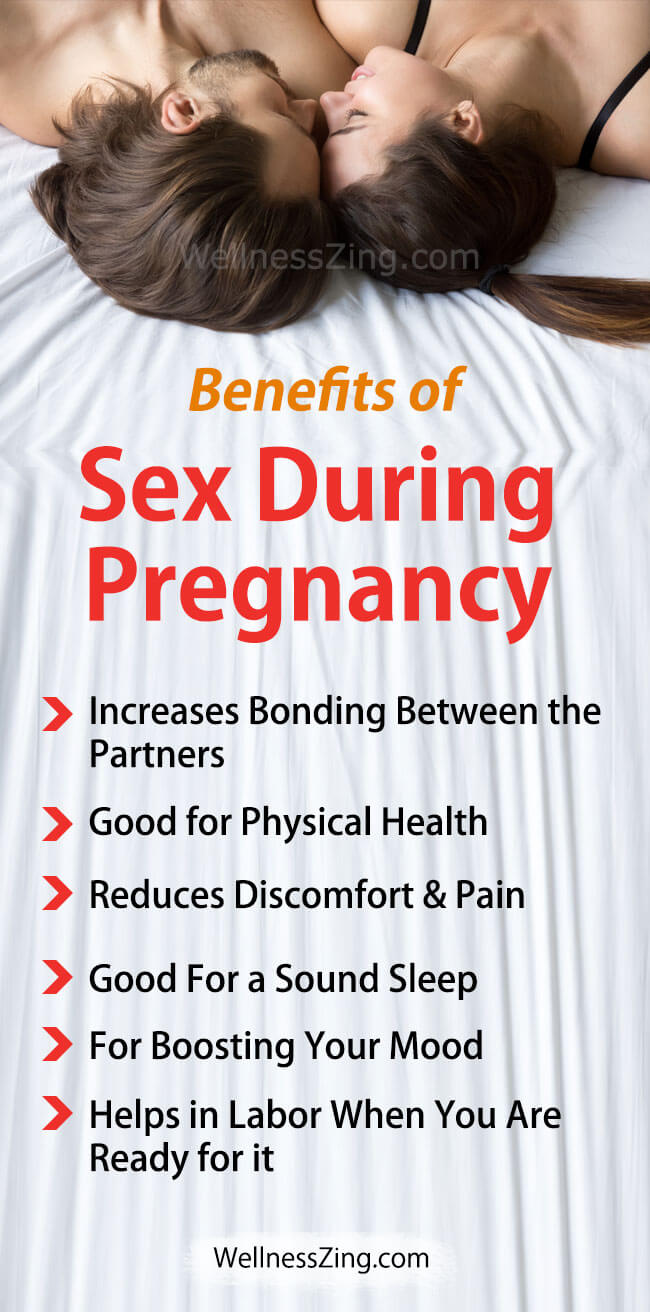 Benefits of Sex During Pregnancy
