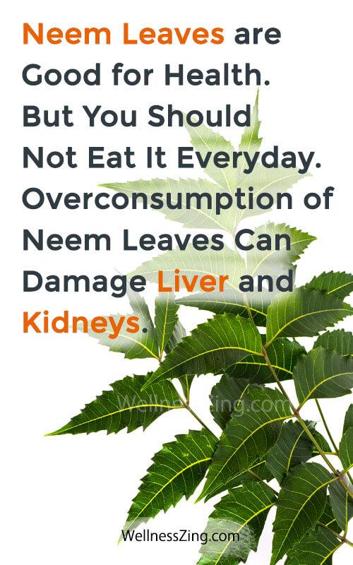 Neem Leaves Benefits for Health