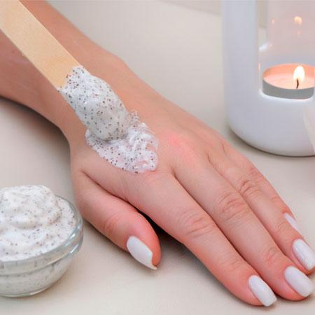 Sugar Scrub Recipe for Skin Exfoliation