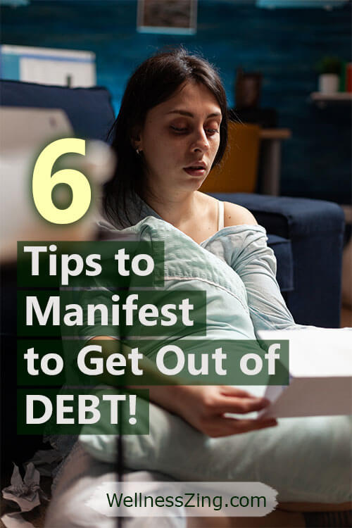 How to Manifest to Get Out of Debt